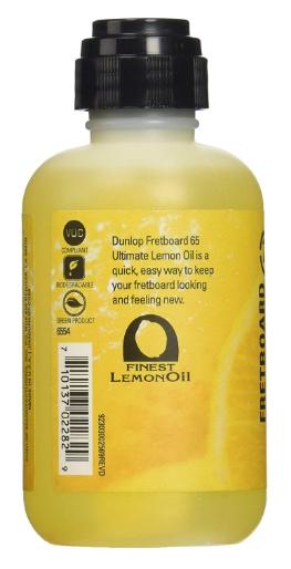 Aceite de Limón Dunlop ¡Nuevo!