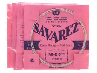 Savarez-Carta Roja - Guitarra Española ¡Nuevo!