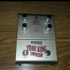 PEDAL COMPRESOR TUBE KING IBANEZ