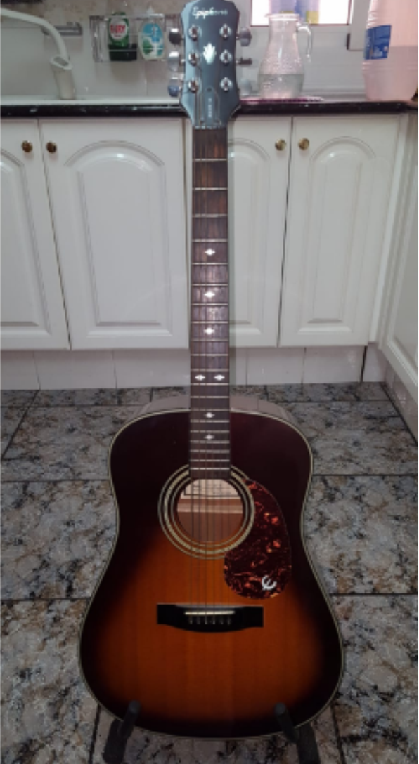 mercado de guitarras del levante