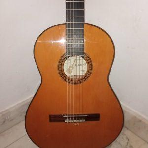 Guitarra Juan Alvarez. Ocasión