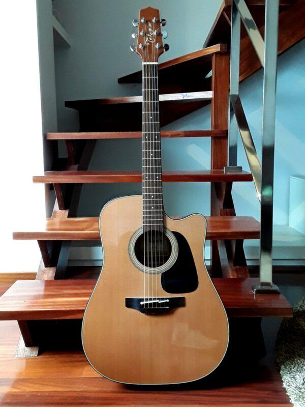 guitarra Takamine - La tienda de guitarras