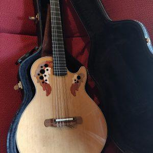 Guitarra Electoacustica Ovation Viper EA63-4