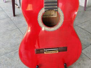 guitarra de ocasión en Murcia