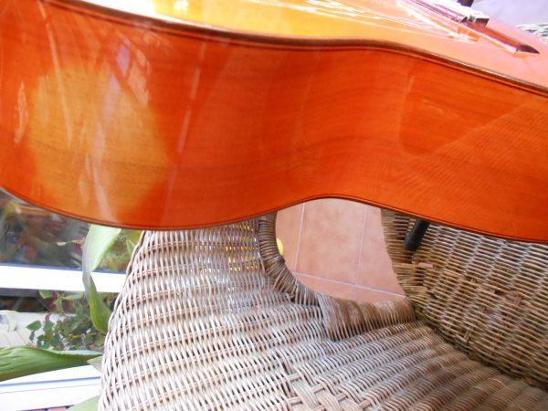Guitarra flamenca Hermanos sanchís carpio - oferta