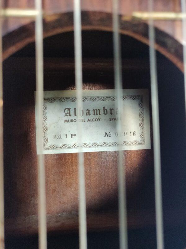 precio guitarra española