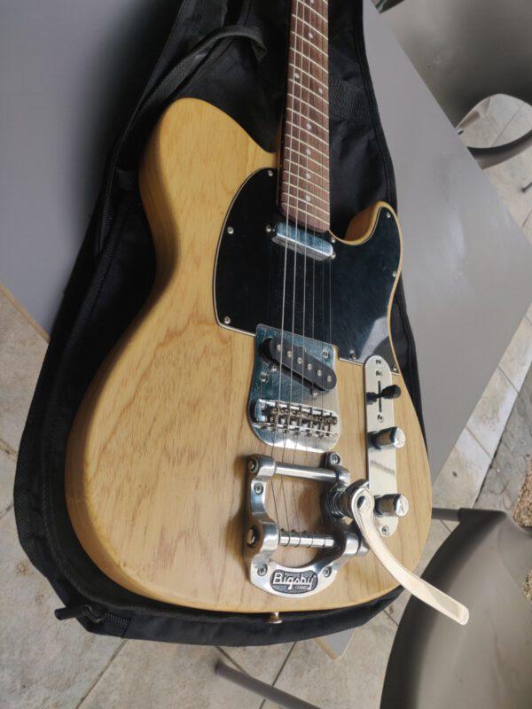 guitarra eléctrica Telecaster