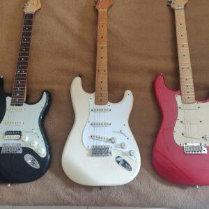Guitarra Eléctrica de Ocasión