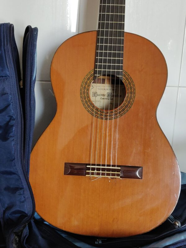 guitarra de ocasión Vicente Sanchís