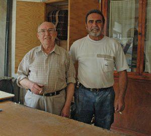 Maestros y grandes constructores de Guitarra Española