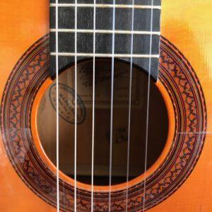 Guitarra Felix Manzanero